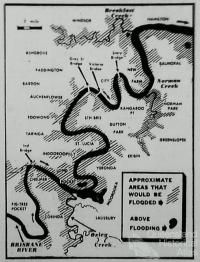 City of the Damned: how the media embraced the Brisbane floods   Queensland Historical Atlas