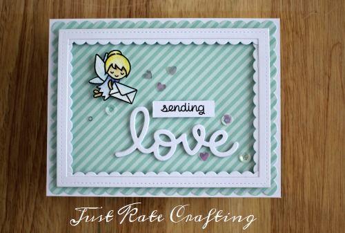 Seven Hills Crafts Blog: Sending love
