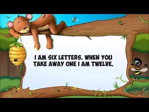 What Am i Riddles for Kids with Answers. can you answer ?