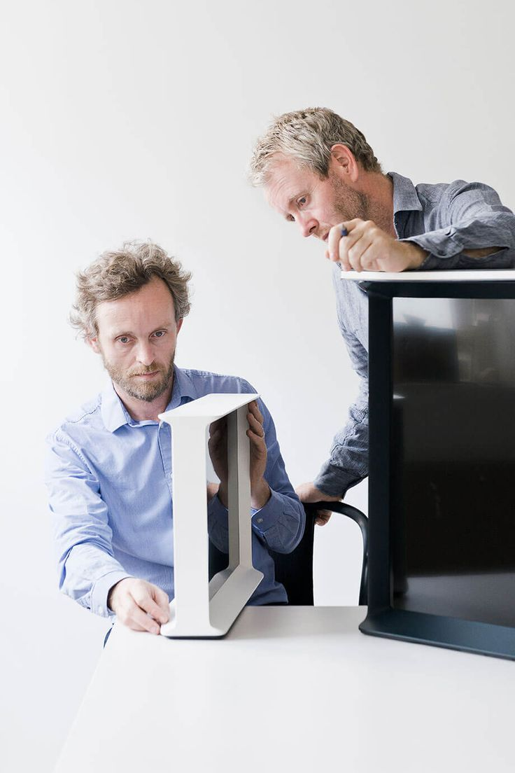 Serif TV - Acclaimed design duo, Ronan and Erwan Bouroullec.