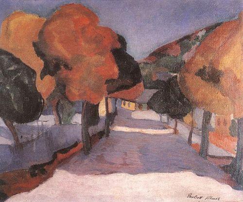 Vilmos Perlrott-Csaba  (1880-1955)