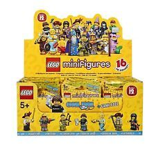 """Lego Series 12 Sealed Box Case of 60 Minifigures 71007 """"IN STOCK"""""""