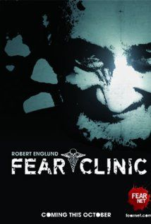 Fear Clinic (2015) is an American horror movie.  Directed By: Robert Green Hall Starring: Corey Taylor, Angelina Armani, Robert Englund, Kevin Gage, & Thomas Dekker. Based on the 2009 web series. Synopsis: Fear Clinic movie trailer. Five people with incurable phobias seek treatment in a machine that animates their fears, but unbeknown to them, the machine's operator harbors an entity which feeds on terror.