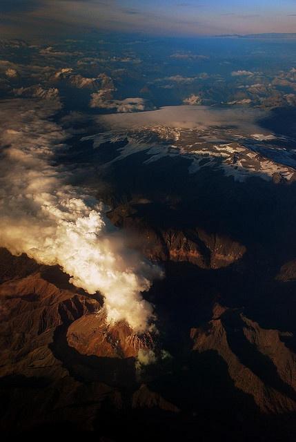 Volcan Chaiten by Negrosky