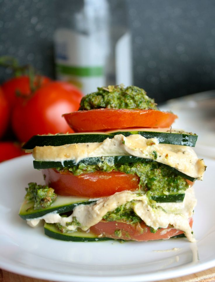 Raw Vegan Lasagna: 16 Raw Vegan Recipes You're Craving Right Now via Brit + Co