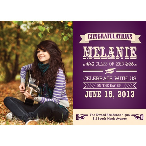 20 Best Graduation Announcements Invitations Images On Pinterest