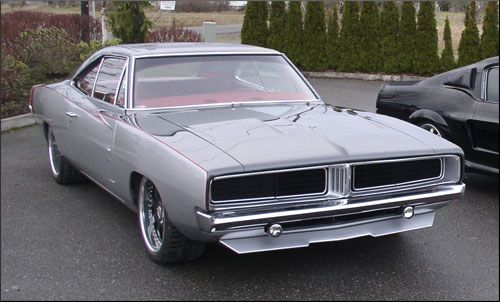 1969 Dodge Charger More