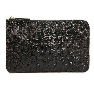 Your Gallery Glitter Sparkling Bling Clutch Shiny Sequins Evening Clutch Purse Handbag