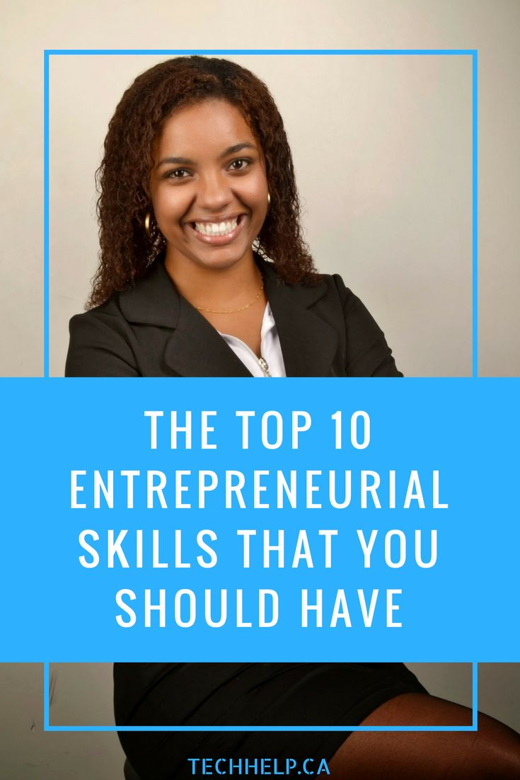 No matter what type of product or service you are offering, it is important that you possess some entrepreneurial skills. Without these, your business might not be able to survive, especially in a highly competitive niche.Being an entrepreneur means being on top of things and making sure that everything is running smoothly. But what specific skills do you really need? Whether you are running an online or offline business, it is wise to master all of these skills.