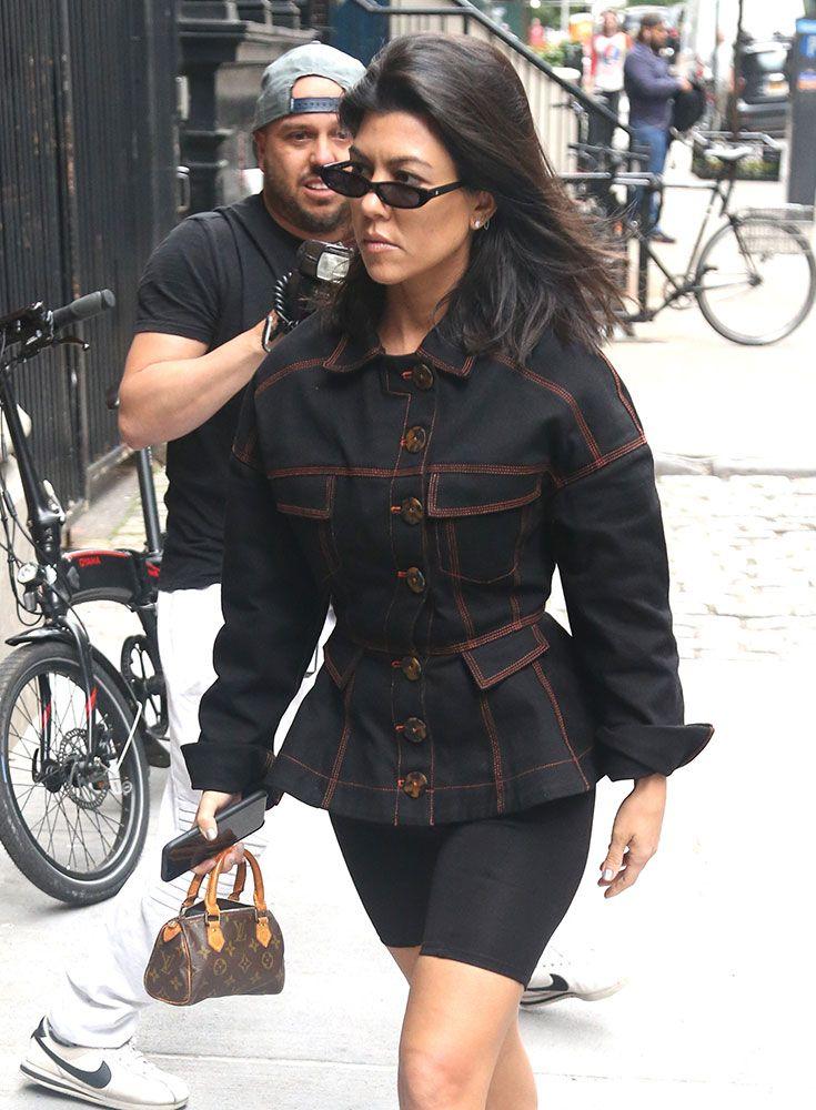 a9dbb80eacb32e Louis Vuitton Leads the Pack of Celebrity Bag Picks This Week - PurseBlog |  Bags in 2019 | Louis vuitton, Kourtney kardashian, Bags