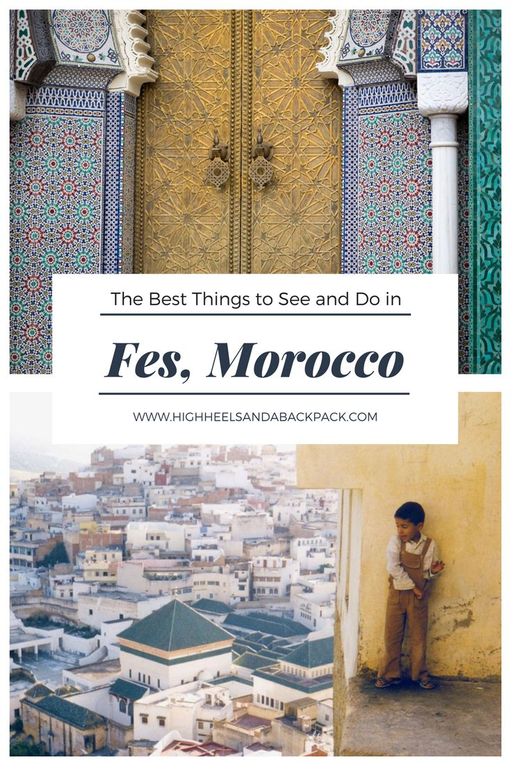 Considered Morocco's cultural capital, Fes is filled with fascinating sites and vibrant, bustling souks. This article details the best things to do in Fes during your Moroccan adventure.