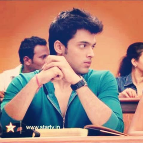 I want someone to look at me the way I look at parth samthaan