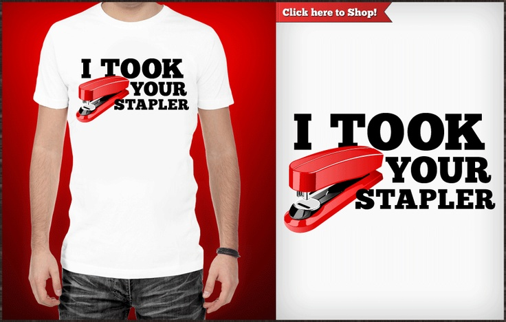OMG! I totally had a red swingline stapler too!