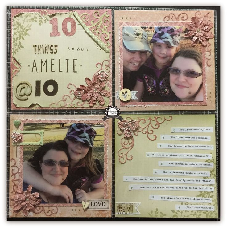 Couture Creations: Pocket Pages by Tracey Rohweder | #couturecreationsaus #pocketpage #scrapbooking #decorativedies