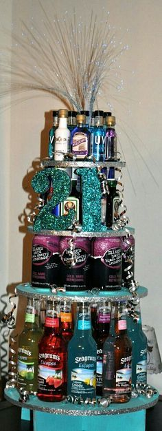 21st birthday gift. If I don't get this. Then to hell with my b!tches lol