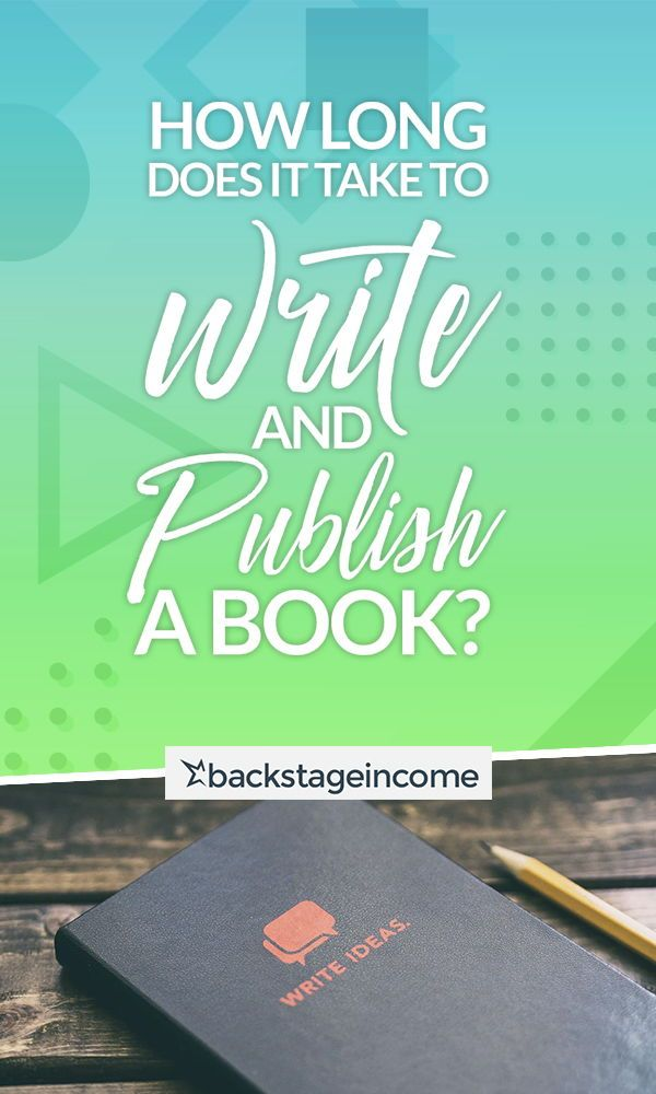How Long Or How Many Pages Should You Make Your Book Backstageincome Ebook Writing Writing A Book Novel Writing