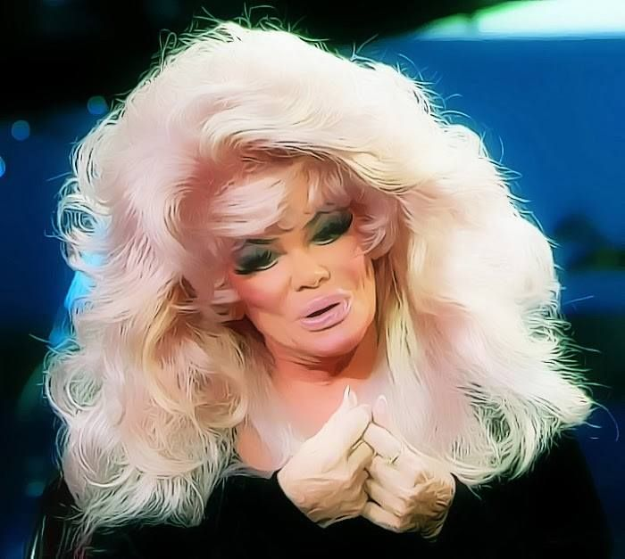 RIP Sister-in-Christ Jan Crouch (1938 - 2016), a woman who tirelessly devoted her life to getting rich by testing the tensile strength of gullibility and inspiring drag queens everywhere. @BettyBowers