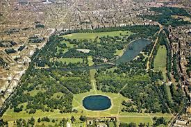Hyde Park view, London http://thesaltybloom.blogspot.it
