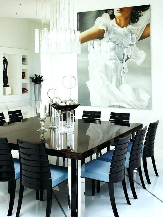 Beautiful 12 Seater Dining Table, Dining Room Table Seats 12