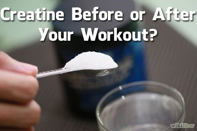 Creatine Before Or After Your Workout? Reasearch Study Finds Answer | GYM FLOW 100