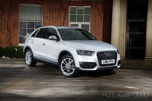 The Audi Q3 is Audi's latest premium SUV which features dynamic coupe styling. The Q3 is feature packed with technologies that will keep you safe, entertained and comfortable.    Find out more about the Audi Q3 here:    www.q3audi.co.uk/