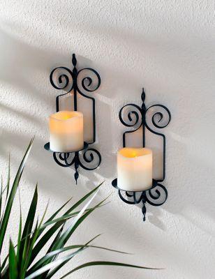 "Über 1.000 Ideen zu ""Kerzenhalter Wand auf Pinterest ..."