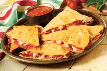 Pizzadilla -- Weight Watchers Recipe   Yummly