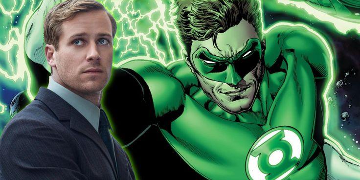 Armie Hammer: Shoulder Injury Isn't a Deal Breaker for Green Lantern Casting