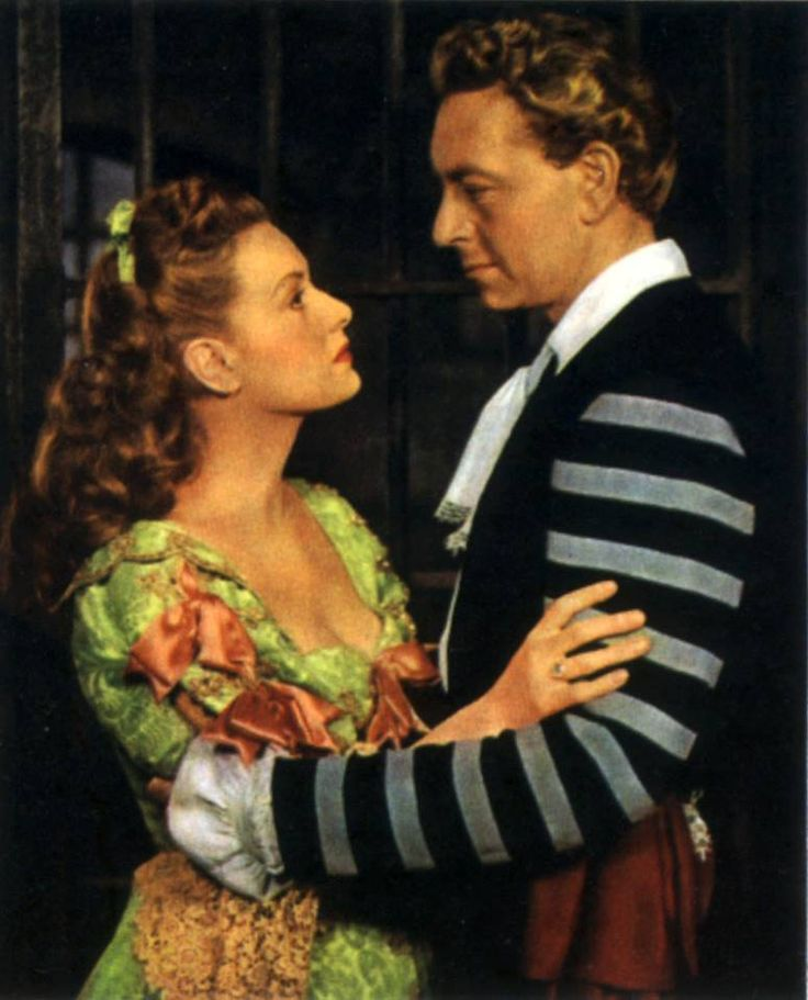 PAUL HENREID AND MAUREEN O'HARA. THE SPANISH MAIN. THE HOKEY POKEY MAN AND AN INSANE HAWKER OF FISH BY CONNIE DURAND. AVAILABLE ON AMAZON KINDLE