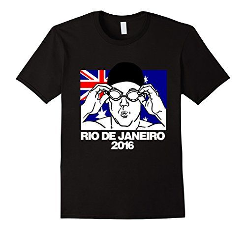 Men's AUSTRALIAN MENS SWIMMING 2016 TShirt 2XL Black AUST... https://www.amazon.com/dp/B01IU49ASA/ref=cm_sw_r_pi_dp_PDtKxbWAGD33P Wear this Tee in support the AUSSIE AUSTRALIAN mens SWIM team as they compete in the 2016 Games this summer in Brazil. This shirt says Go AUSTRALIA! Go swimmers! Red White and Blue all the Way! The annual SWIM games competitions are being held in Rio De Janeiro this year. Perhaps no other sport is more closely watched than mens swimming events, which have been…