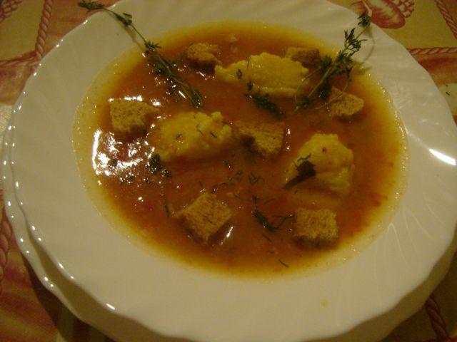 Tomato soup : http://goo.gl/sS7QcH