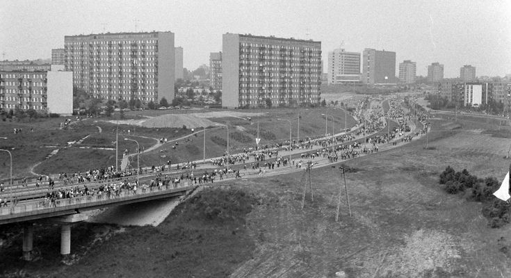 JUN 1987, ul. Filaretów źródło; UMLublin