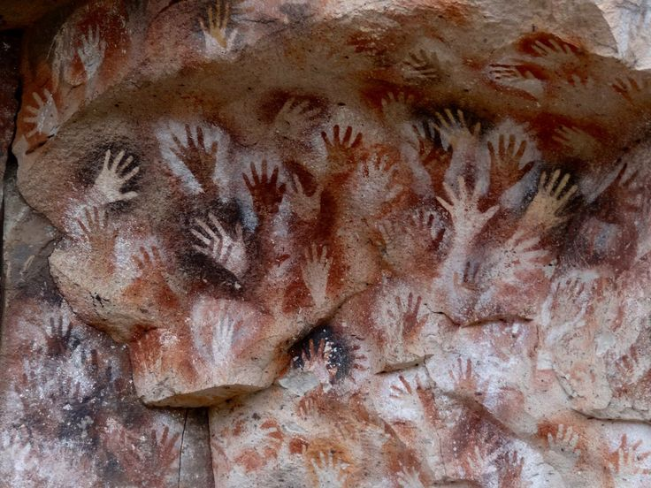 Cueva del las manos - Argentina