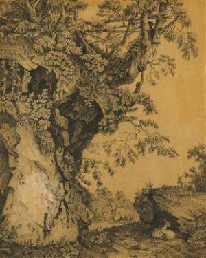 ANTONÍN MÁNES (1784-1843) Rock