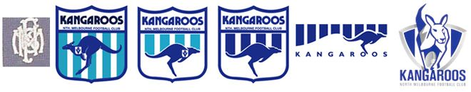 north melbourne football club logo - Google Search