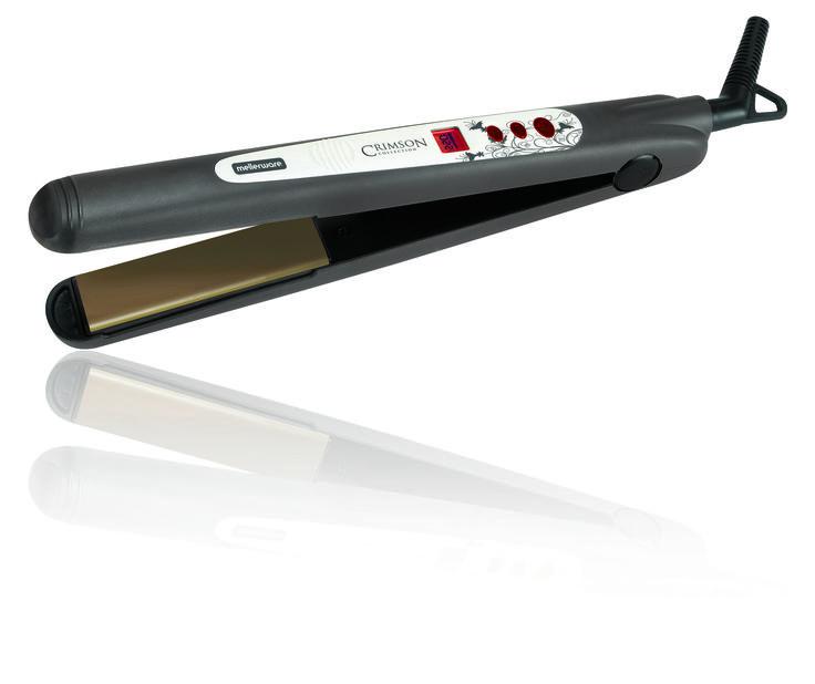 """""""crimson"""" hair straightener  http://www.mellerware.co.za/products/crimson-hair-straightener-20340"""