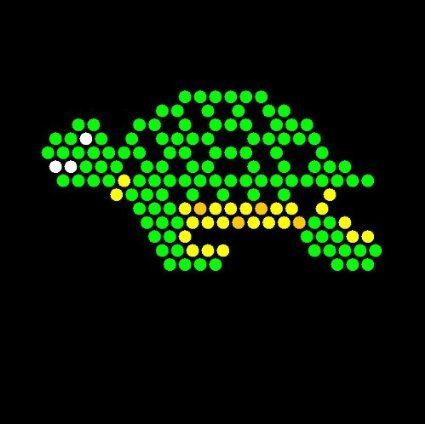 It is a graphic of Bewitching Printable Lite Brite Templates