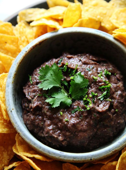 Easy chili bean dip recipe