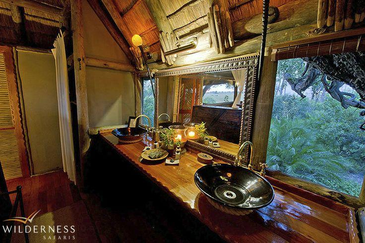En Suite Bathroom South Africa: 43 Best Kwetsani Camp