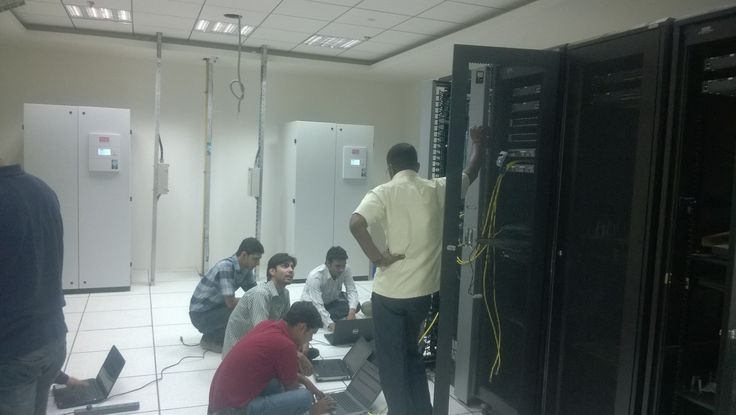 QA InfoTech: Our new building as on 18th Sep,2014