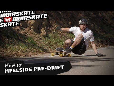 Video: How To: Heelside Pre-Drift with Aj Haiby | MuirSkate Longboard Shop - MuirSkate.com