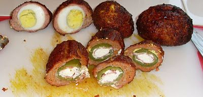 Meat Incorporated: Smoked Armadillo Eggs
