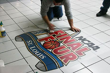 Floor graphics can be used as decorative elements, a way to direct customers and for advertising. http://www.signgallery.com.au/