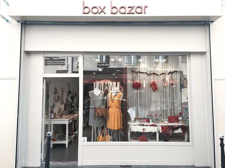 Box Bazar ouvre sa deuxième boutique au 78 rue de la Roquette, Paris 11ème!