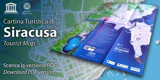 Download a free Tourist Map of Syracuse Sicily cityguide – Sicily Tourist Map