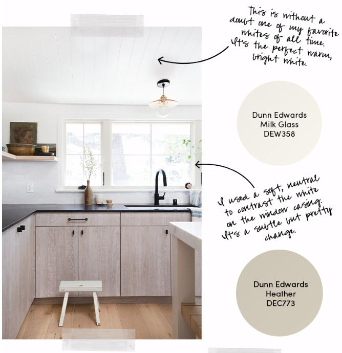 Best Dunn Edwards White Paint For Kitchen Cabinets: 38 Best Images About The Color White On Pinterest