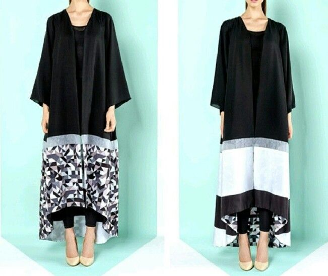 Bleach abaya