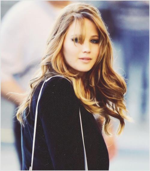 Jennifer Lawrence ... She's so perfect :)))