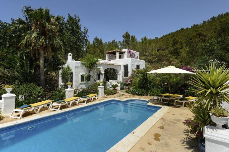 www.atraveo.nl/ Objectnr. 658594 Vakantiehuis voor max. 8 personen Sant Joan de Labritja, Ibiza (noordkust van Ibiza)