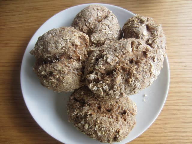 Gunns momsemat: Frokostbrød